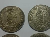 XV grajciare 1677 KB Leopold l.