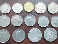 Švajčiarsko obehové mince