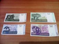 bankovky madagaskar