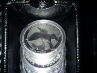 1 Oz Kookaburra 2011 Ag 20ks
