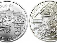 Výmena 500 Sk NP Nízke Tatry BU