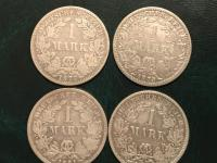 Striebro Reich, Maďarsko, Rakúsko