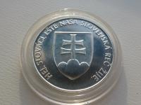 medaila Andrej Hlinka - autor D. Zobek