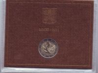 Pamätné mince a sady Vatikan,San Marino,Monako,Andora