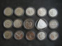 Slovenské pamätné mince 200 a 500 sk bk
