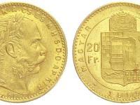 Kupim 8 zlatniky KB