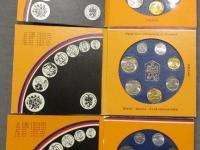 Sady mincí 1990