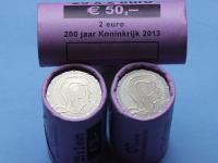 Rolky euromincí
