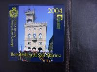 Vymením sadu San Maríno 2004.