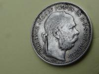 1 Korona 1892 KB