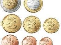 Sady euro mincí UNC