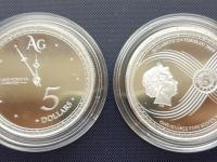 Tokelau Chronos 1oz 2019 Pressburg Mint