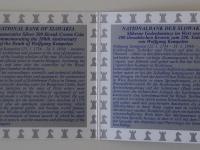 príslušenstvo Svätopluk 5000/94 a Spišský hrad 5000/98