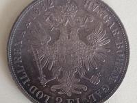 2 zlatnik 1882