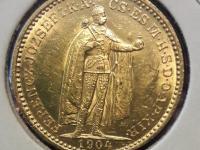 20 korona 1904 KB
