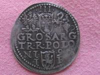 Trojak 1596 I.F.