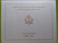 sada Vatikán 2005 Sede Vacante