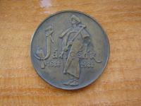 Medaila Jánošík