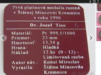 Dr. Jozef Tiso medaila