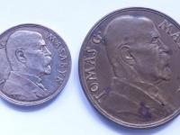 Pamätné medaile TGM
