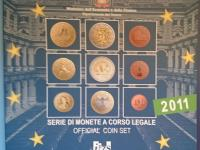 Sady obehových mincí rôzne štáty (UNC, BU, PROOF)