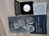10 eur Milan Rastislav Štefánik – 100. výročie úmrtia