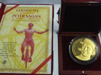 Medaila Peter Sagan