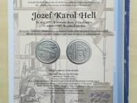 2013 - 10€ Jozef Karol Hell (č.1346)