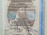 2016 - 10€ Juraj Turzo (č.1770)