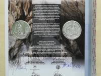 2017 - 10€ Jaskyne Slovenského krasu (č.0025)