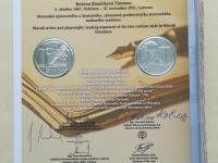 2017 - 10€ Božena Slančíková Timrava(č.0507)