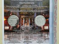 2018 - 10€ Adam František Kollár (č.0604)