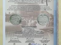 2018 - 10€ Nenásilný spontánny odpor...v auguste 1968 (č.0587)
