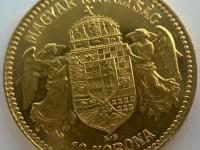 10 korona FJ 1912 K.B