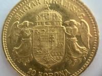 10 korona FJ 1913 K.B
