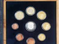 sada mincí SR 2009 PROOF - privátne vydanie NBS