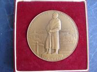 Medaila Andrej Hlinka autor Štefunko