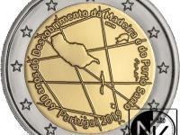ponúkam 2€ Portugalsko 2019 obe mince