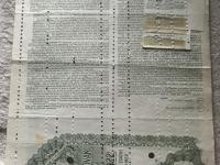 Štátny dlhopis ČSR 1922