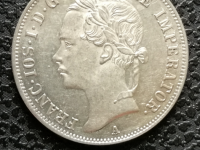 20 kreutzer 1852A
