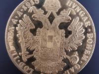 4 dukát 1915 novorazba