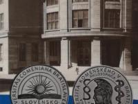 Predám 10 € Univerzita Komenského v Bratislave - 100. výročie vzniku PROOF