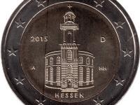 Nemecké pamätné 2€ z obehu