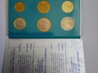 Sada Vatikán 2019 s 5 euro mincou