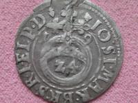 1/24 thaler 3 polker 1619 Brandenburg ( Koenigsberg)