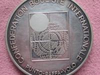 Medaila confederácie bowlingu Lugano 1991