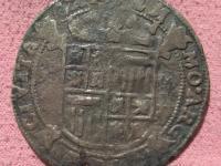 6 stuiver 1612- 1618 Kampen s titulom Matthias I.