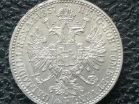 1/4 zlatnik 1857 A
