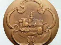 660 vyročie mincovne v Smolniku,medaila