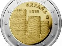 2€ mince UNC Estonsko 2019 /2, Slovinsko 2019